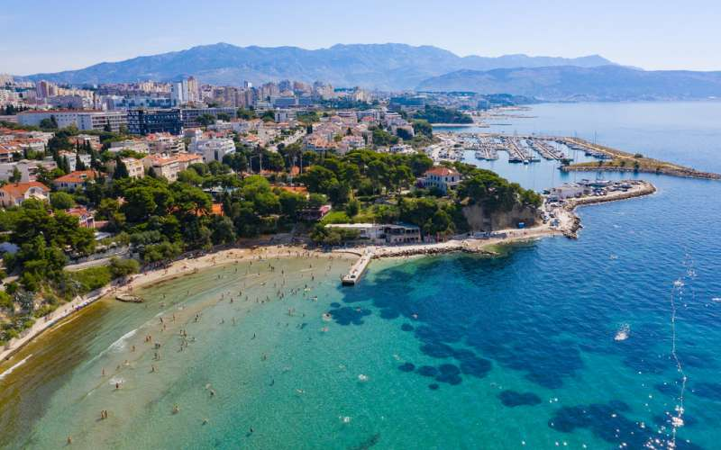 7 Best Beaches to explore in Split, Croatia