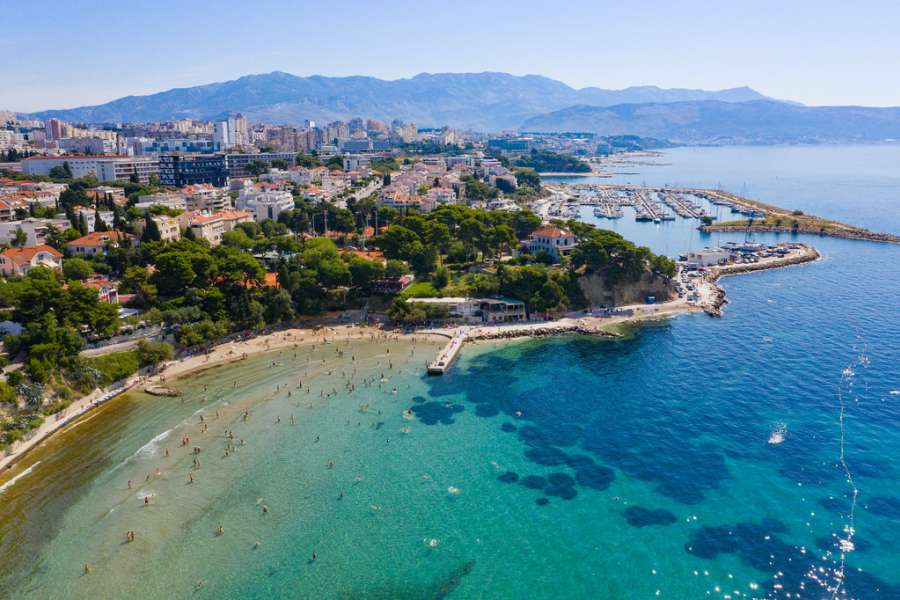 7 Best Beaches in Split, Croatia